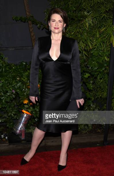 Megan Mullally during 'Will Grace' 100th Episode Celebration at Falcon in Hollywood California United States