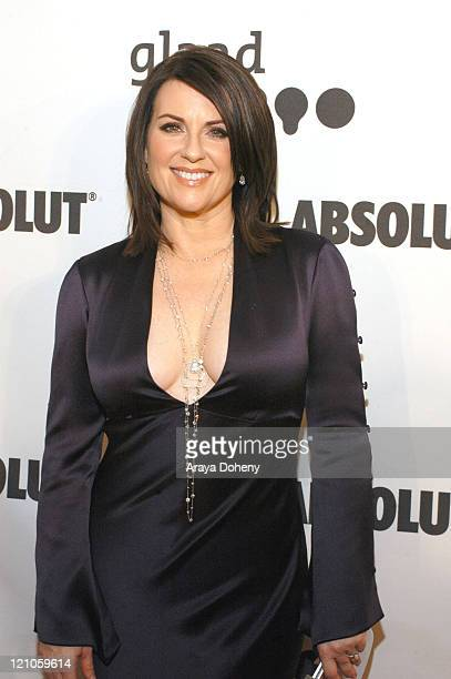 Megan Mullally host of the 17th Annual GLAAD Media Awards