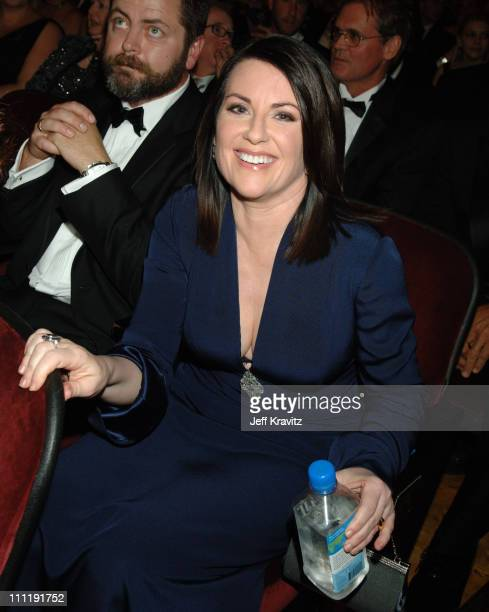 Megan Mullally winner Outstanding Supporting Actress in a Comedy Series for 'Will Grace' **EXCLUSIVE**