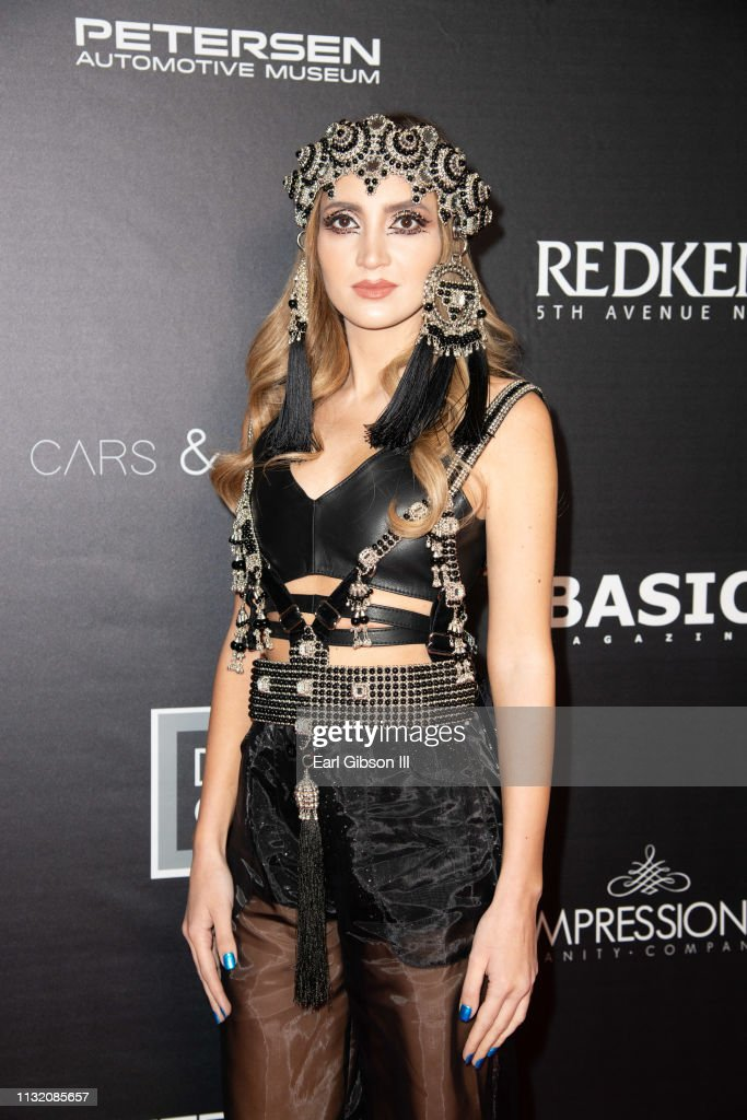 CA: The Petersen Automotive Museum And LAFW Host Cars & Fashion Event
