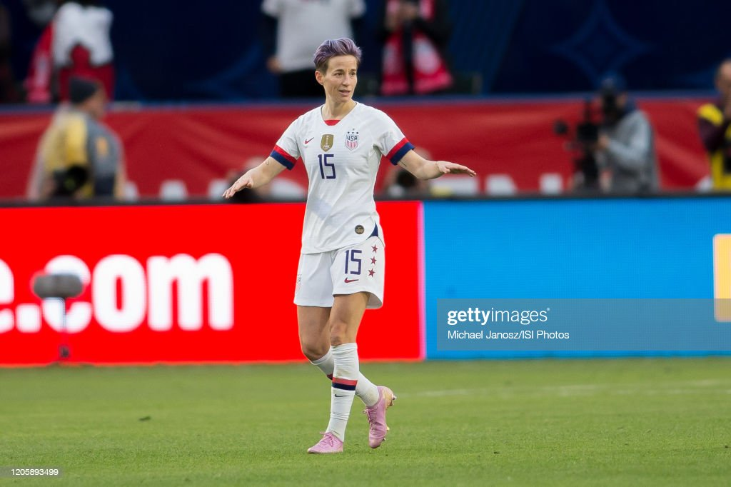 Canada v United States: Final - 2020 CONCACAF Women's Olympic Qualifying : News Photo