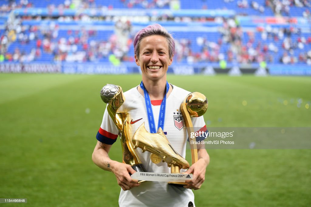 United States of America v Netherlands: Final - 2019 FIFA Women's World Cup France : News Photo