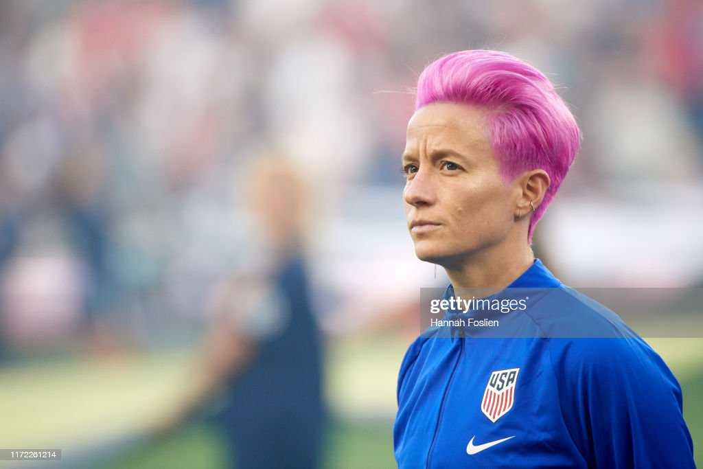 Portugal v United States - USWNT Victory Tour : News Photo