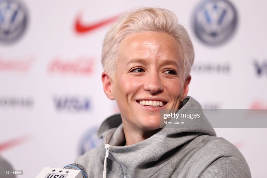 NY: United States Women's National Team Media Day Ahead Of 2019 Women's World Cup