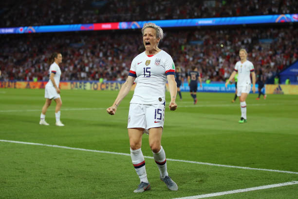 FRA: France v USA: Quarter Final  - 2019 FIFA Women's World Cup France
