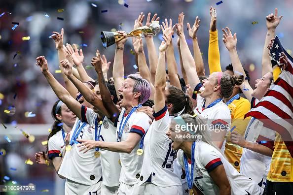 Nicomemz USWNT USA Women National Soccer//Football Team Poster Morgan, Rapinoe, Solo, Wambach, Lloyd, Hamm. - Birthday Gift for Soccer Fan 24x18 map tag Cloud Print
