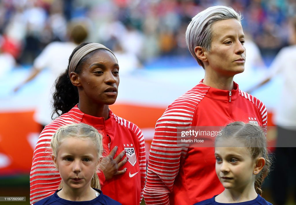 Sweden v USA: Group F - 2019 FIFA Women's World Cup France : News Photo
