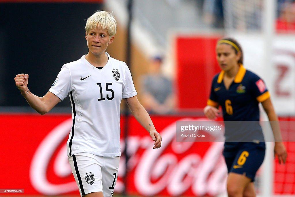 USA v Australia: Group D - FIFA Women's World Cup 2015