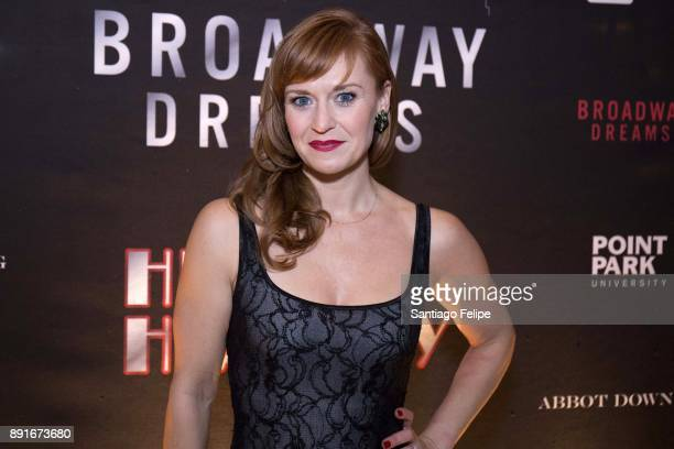 Megan Sikora attends the 10th Annual Broadway Dreams Supper at The Plaza Hotel on December 12 2017 in New York City