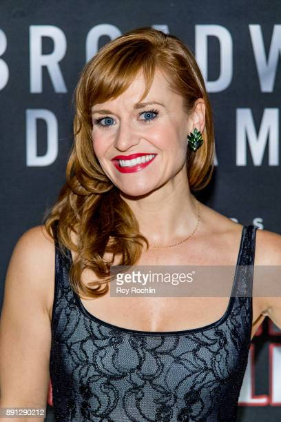 Megan Sikora attends the10th Annual Broadway Dreams Supper at The Plaza Hotel on December 12 2017 in New York City