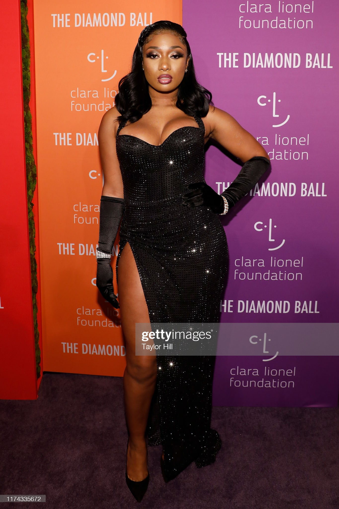 ¿Cuánto mide Megan Thee Stallion? - Altura - Real height Megan-thee-stallion-attends-the-5th-annual-diamond-ball-benefiting-picture-id1174335672?s=2048x2048