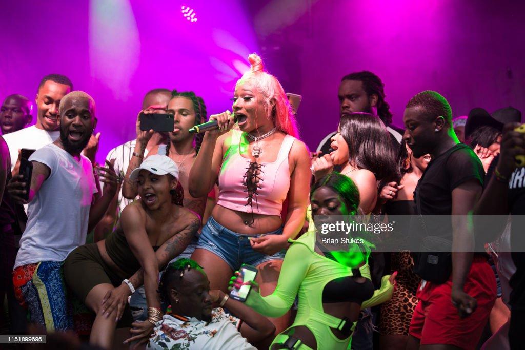 DC: Megan Thee Stallion Performs Live During DC Black Gay Pride
