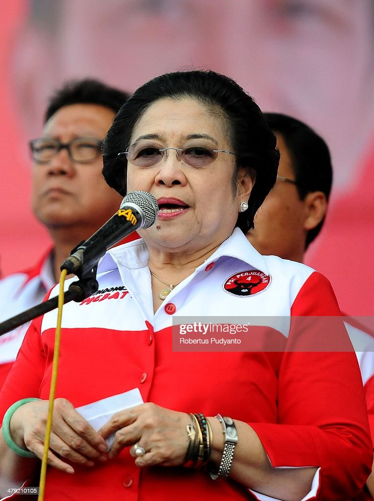 Indonesian Democratic Party Begin Their First Election Campaign