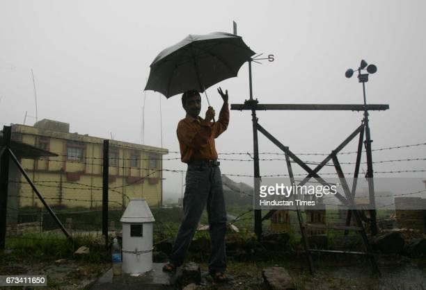 Meghalaya Cherrapunji Indian Meteorological Department in Cherrapunji