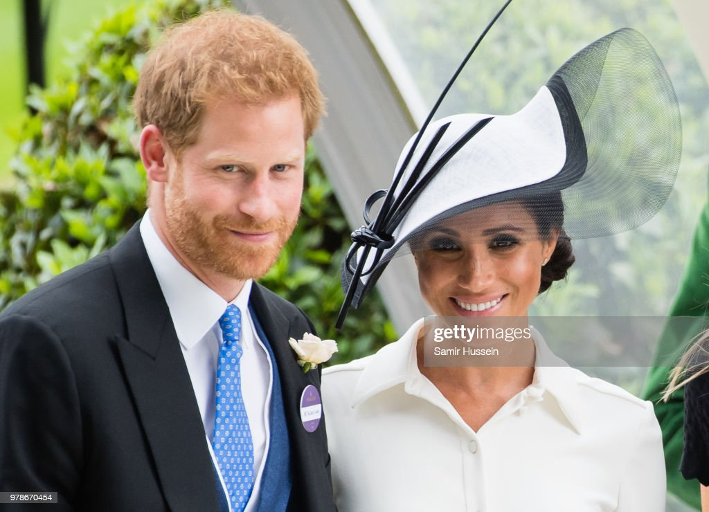 The Duchess of Sussex Makes Her Royal Ascot Debut