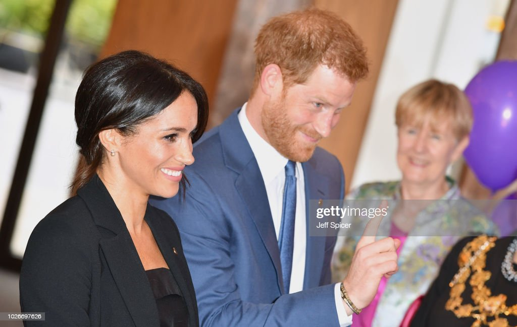 Meghan, Duchess of Sussex and Prince Harry, Duke of Sussex attend the WellChild Awards at the Royal Lancaster Hotel on September 4, 2018 in London, England. The Duke of Susssex has been patron of WellChild since 2007.