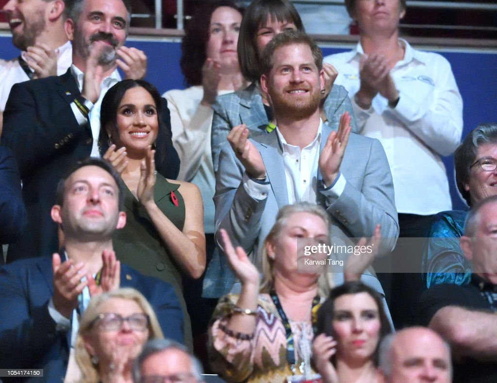 The Duke And Duchess Of Sussex Visit Australia - Day 12 : News Photo