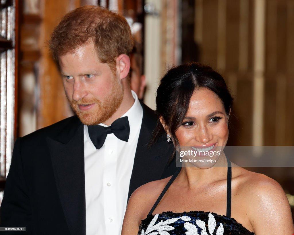 The Royal Variety Performance 2018 : News Photo