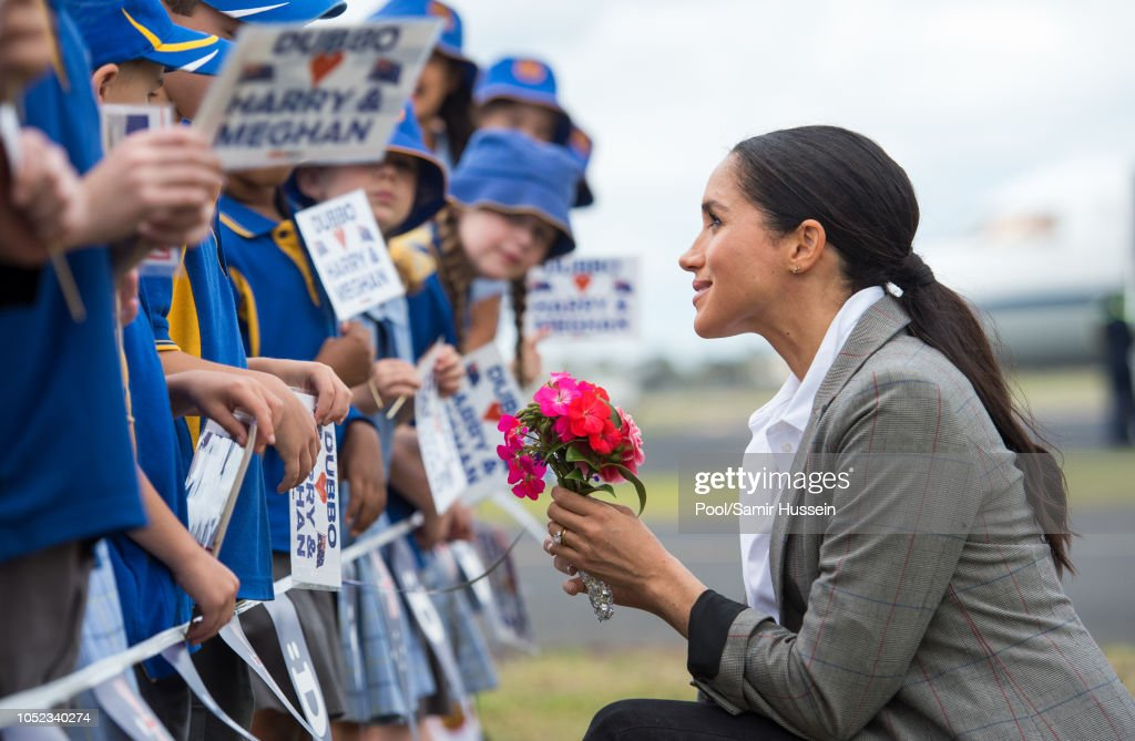 The Duke And Duchess Of Sussex Visit Australia - Day 2 : News Photo