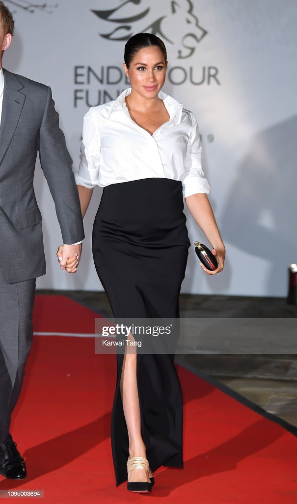 The Duke & Duchess Of Sussex Attend The Endeavour Fund Awards : Fotografía de noticias