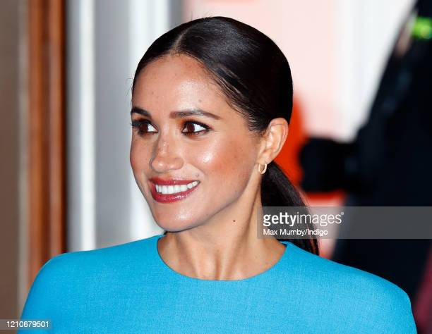 Meghan, Duchess of Sussex attends The Endeavour Fund Awards at Mansion House on March 5, 2020 in London, England.