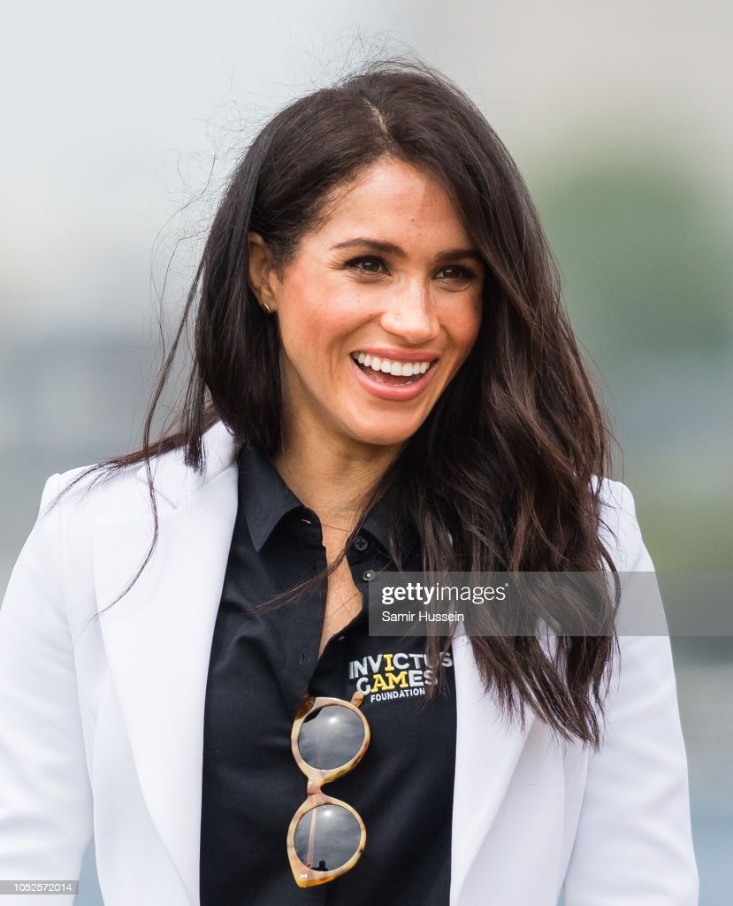 The Duke And Duchess Of Sussex Visit Australia - Day 5 : Foto jornalística
