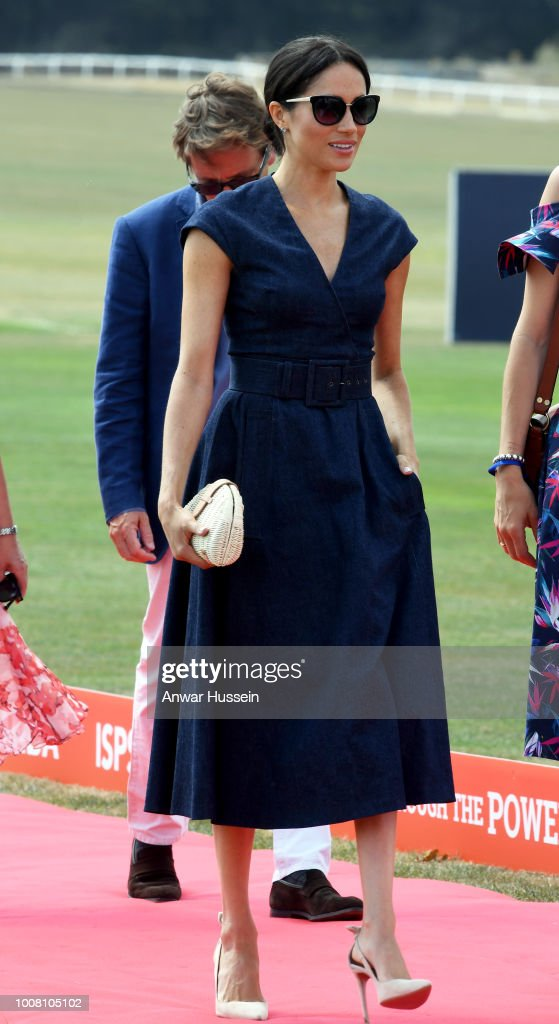 Sentebale Polo 2018 : News Photo