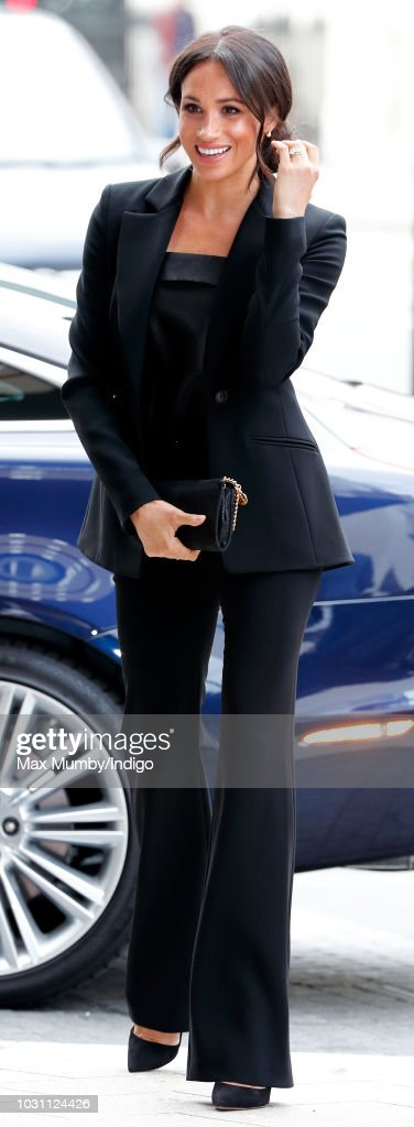 Meghan, Duchess of Sussex attends the WellChild awards at the Royal Lancaster Hotel on September 4, 2018 in London, England. The Duke of Sussex has been patron of WellChild since 2007.