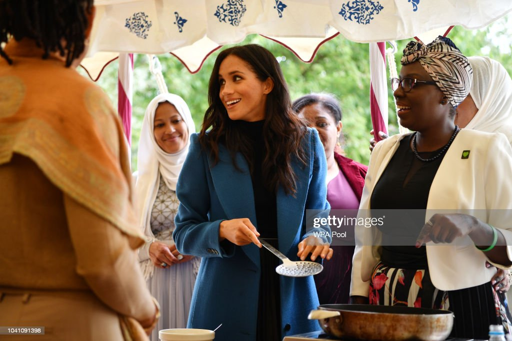 The Duchess Of Sussex Hosts 'Together' Cookbook Launch : Fotografía de noticias