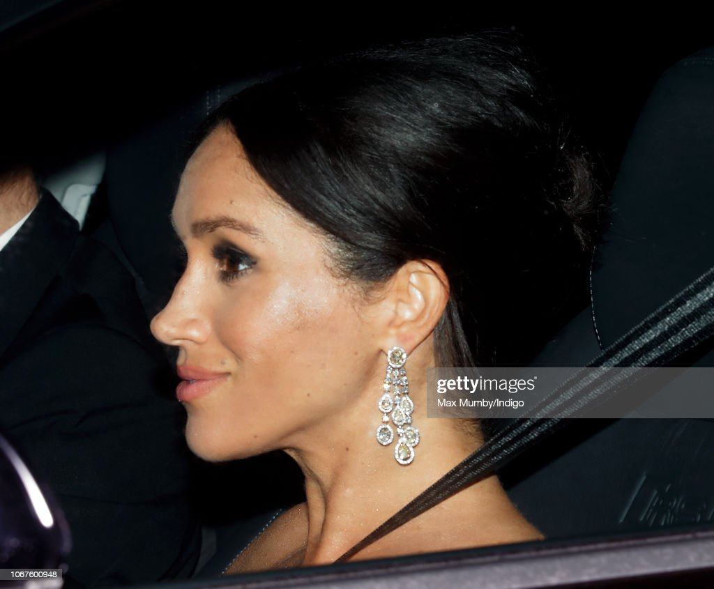 The Royal Family Attend Prince Charles' 70th Birthday Celebrations : News Photo