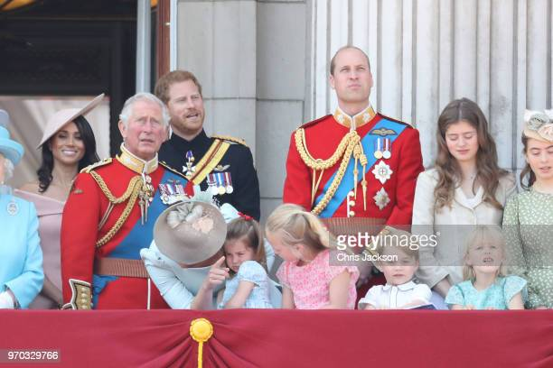 Meghan Duchess of Sussex Prince Charles Prince of Wales Prince Harry Duke of Sussex Catherine Duchess of Cambridge Prince William Duke of Cambridge...