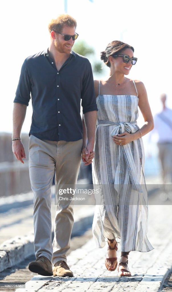 The Duke And Duchess Of Sussex Visit Australia - Day 7 : News Photo