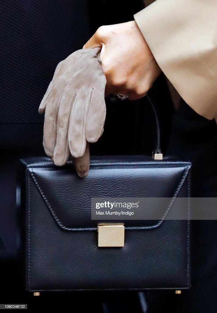 Duchess Of Sussex Announces Four Royal Patronages : News Photo