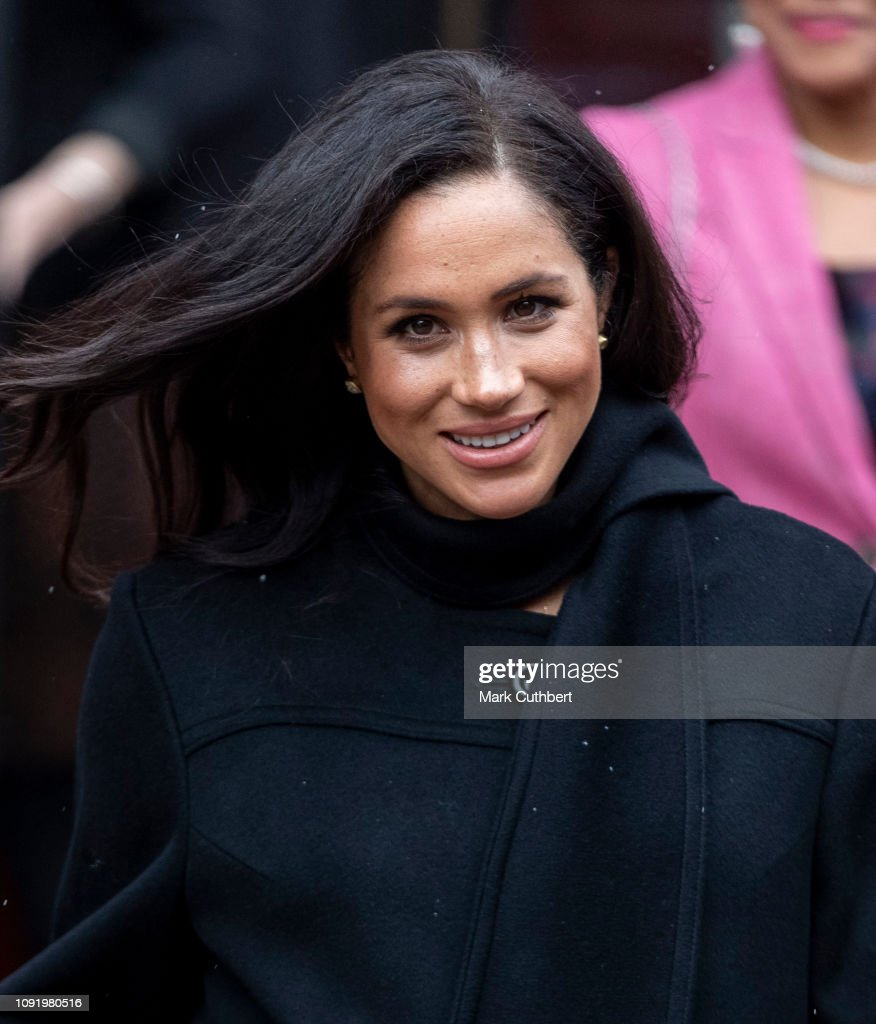 GBR: The Duke And Duchess Of Sussex Visit Bristol