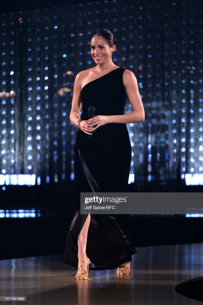 The Fashion Awards 2018 In Partnership With Swarovski - Show : News Photo
