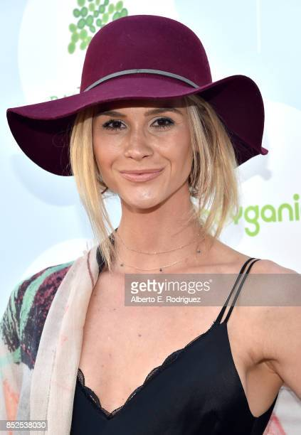 Meghan King Edmonds at Step 2 Presents 6th Annual Celebrity Red CARpet Safety Awareness Event on September 23 2017 in Culver City California