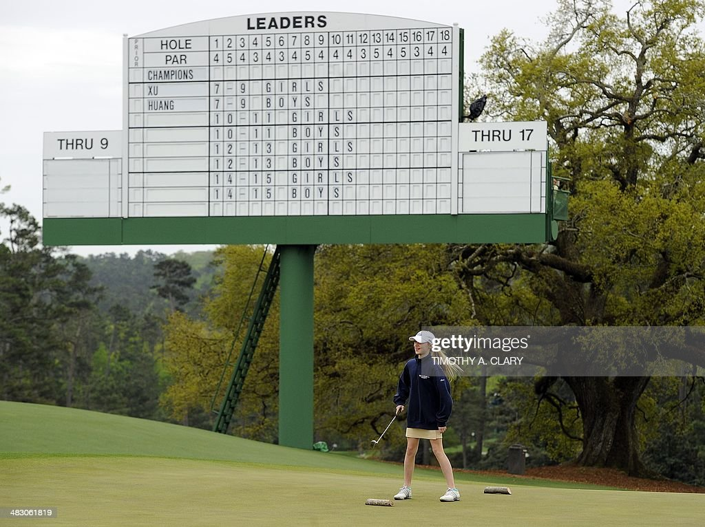GLF-US-DRIVE,CHIP, AND PUTT CHAMPIONSIPS : News Photo