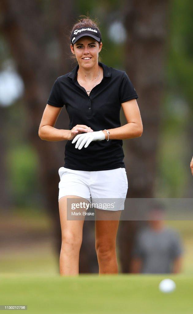 AUS: 2019 ISPS Handa Women's Australian Open: Day 4
