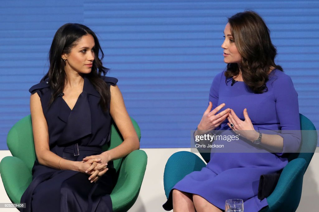 First Annual Royal Foundation Forum : News Photo