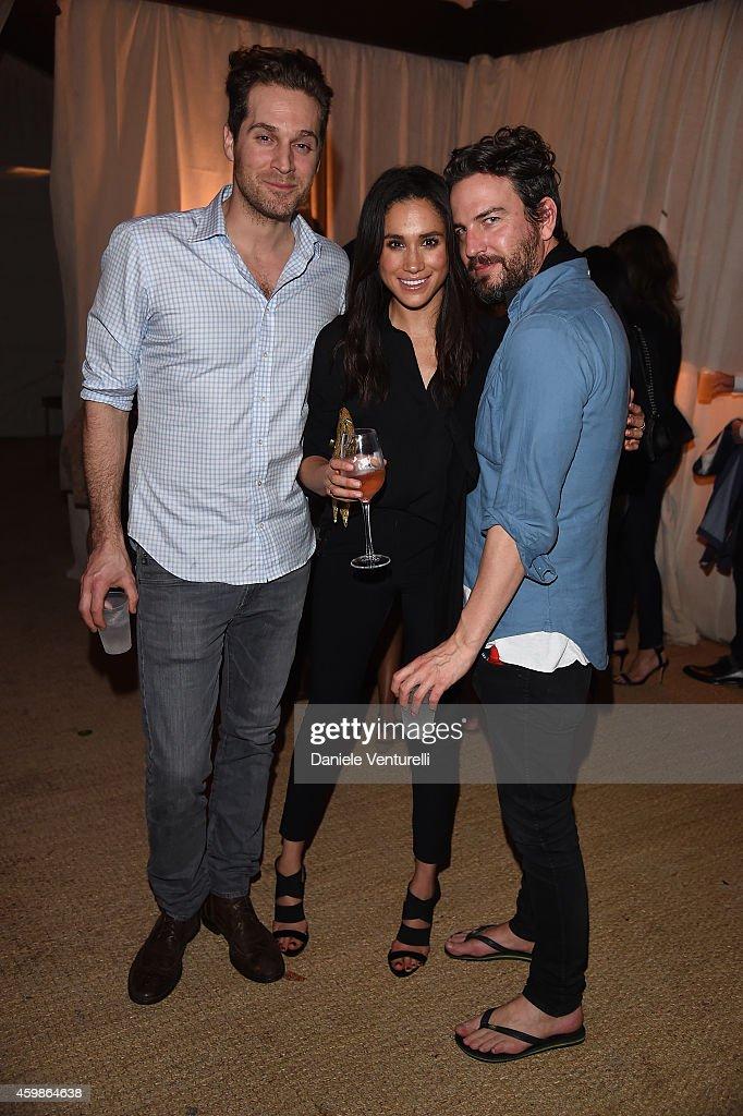 White Cube Gallery & Soho Beach House Celebrate Art Basel Miami 2014, Hosted By Jay Jopling & Nick Jones : News Photo