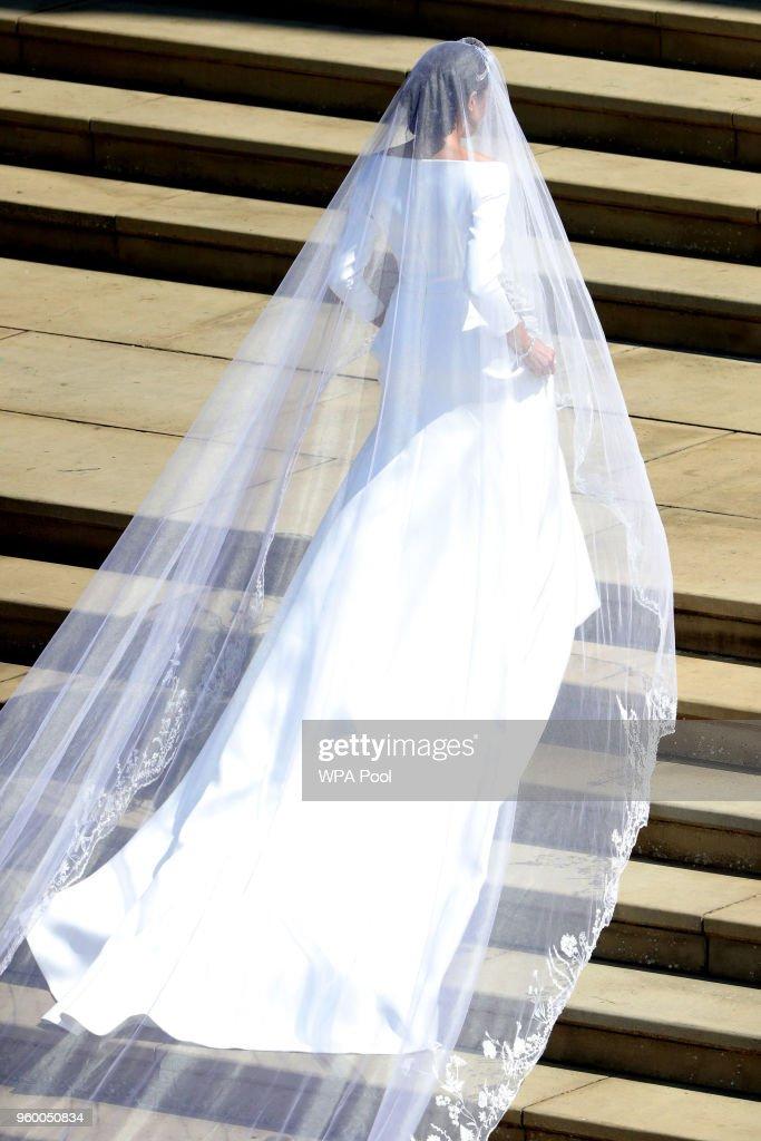 Он-лайн трансляция свадьбы принца Гарри и Меган Маркл-2 часть. Главное действие!