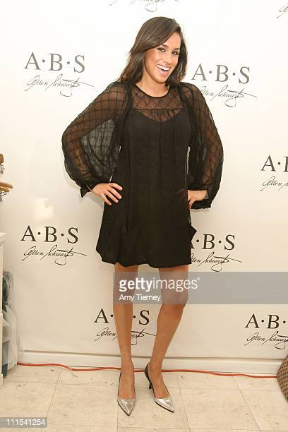 Meghan Markle at ABS/Allen Schwartz during Primary Action 2007 Golden Globe Suites Day 3 at Private Residence in Los Angeles California United States