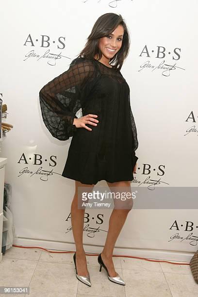 Meghan Markle at ABS/Allen Schwartz