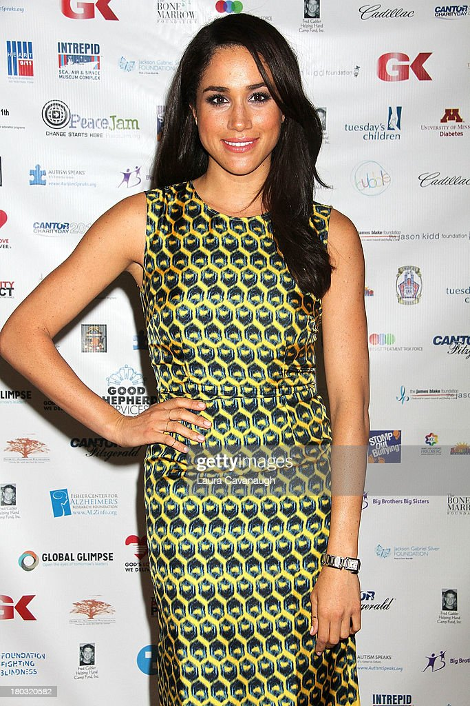 The Cantor Fitzgerald And BGC Partners Annual Charity Day : ニュース写真