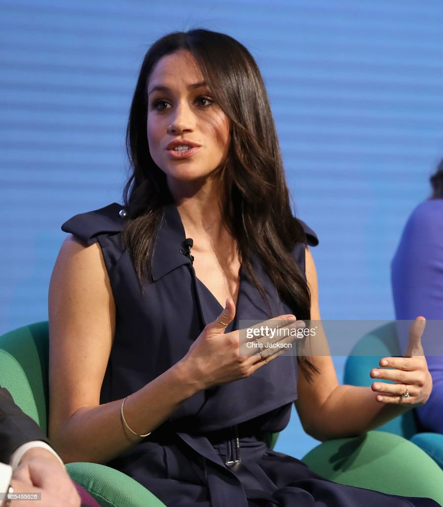 Meghan Markle Attends The First Annual Royal Foundation