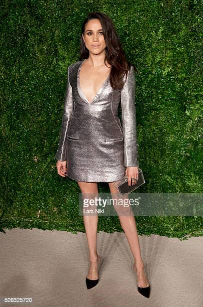 Meghan Markle attends The Twelfth Annual CFDA/Vogue Fashion Fund Awards at Spring Studios in New York City �� LAN