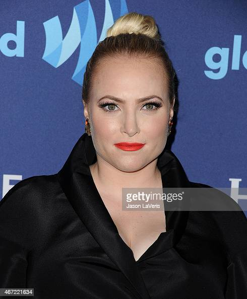 What Size Is Meghan Mccain: Meghan McCain Attends The 26th Annual GLAAD Media Awards