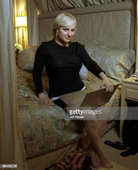 Meghan McCain, Daughter Of Senator John McCain, Poses At A