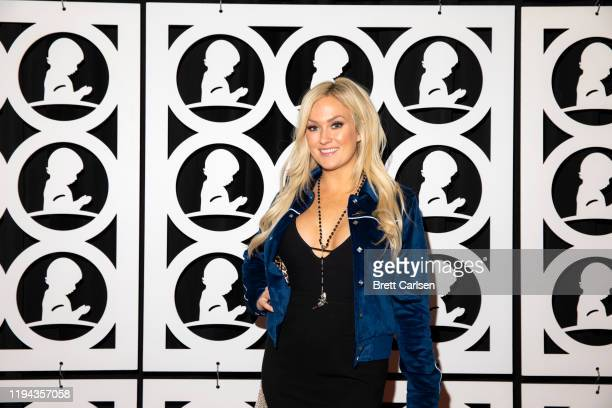 Meghan Patrick attends the Country Cares for St Jude Kids Seminar at The Peabody on January 17 2020 in Memphis Tennessee