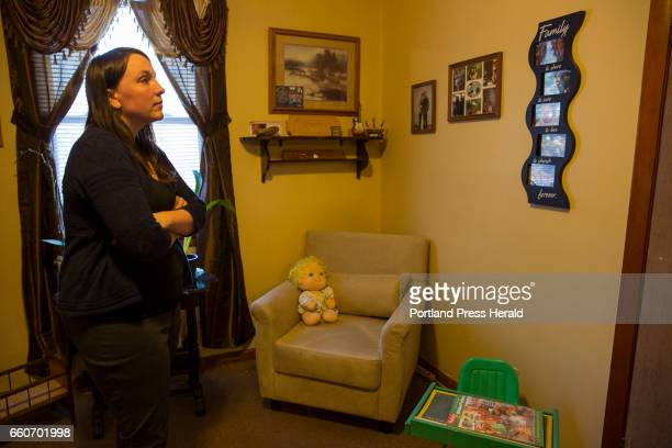 Meghan Stuart stands in her brother Corey Coburn's room Coburn died after overdosing on fentanyl in November 2015 Corey was in and out of treatment...